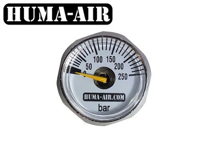 Mini Pressure Gauge 23 mm. G1/8BSP