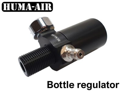 Huma-Air Regulator for Bottled rifles
