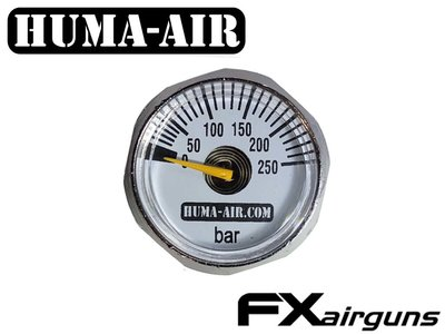 FX Dreamline mini pressure gauge 23 mm