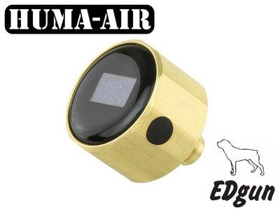 Edgun Edmu Digital Mini Pressure Gauge 28 mm.