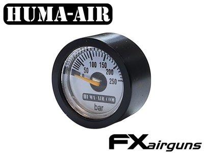 FX Impact black pressure gauge cover 23 mm.