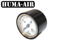 Wika mini pressure gauge bar for FX Impact with tactical black cover