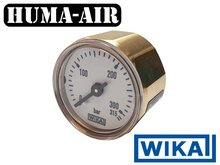 Edgun pressure gauge 28 mm Wika