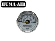 Mini Pressure Gauge 25 mm. G1/8BSP