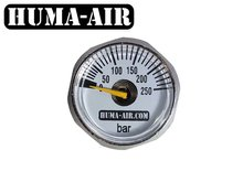 Huma-Air test pressure gauge for FX wildcat and Streamline