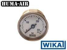 Wika mini pressure gauge for FX Impact